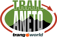 Logotipo Trail Aneto 2012