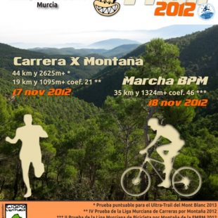 Cartel Yeti Trail 2012