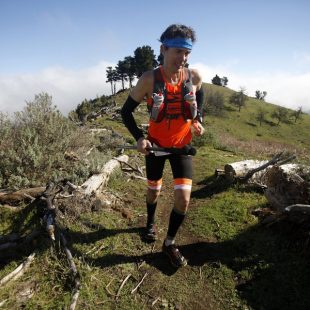 Scott Jurek en la The North Face Transgrancanaria 2014