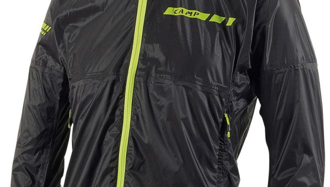 Full Protection Jacket de CAMP en color negro