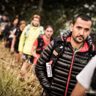 Jordi Gamito en la Everest Trail Race 2017