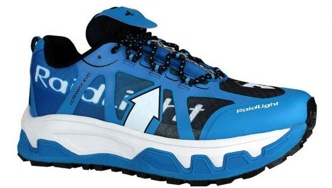 Zapatilla Ultra Max EVO de Raidlight .